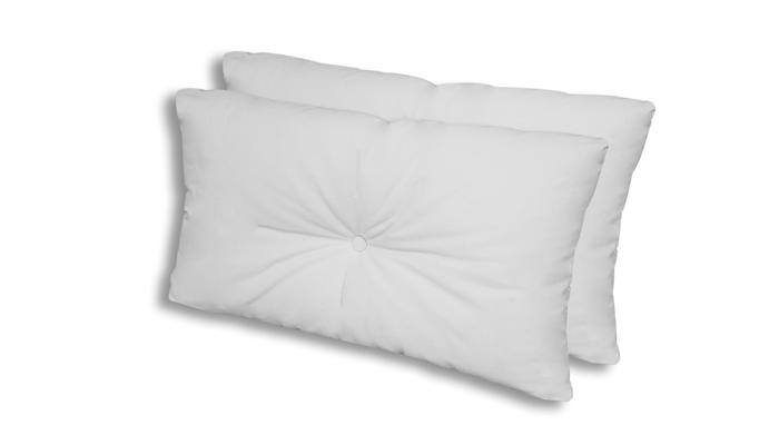 Pack 2 almohadas